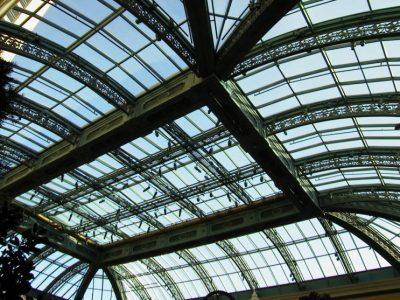 1825 Bellagio botanic garden roof