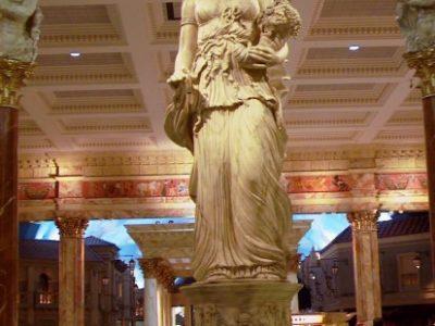 1847 Caesars entrance Forum Shops (+)