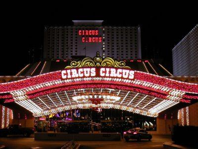 1906 Circus Circus night