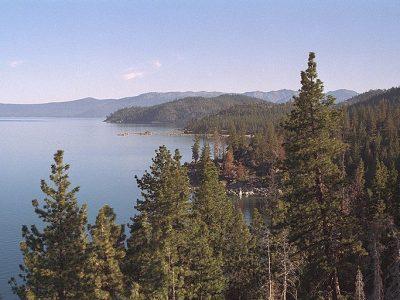 66 Lake Tahoe morning