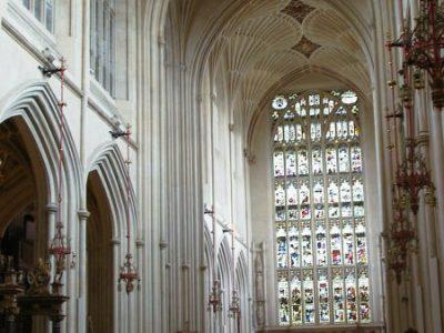 Copy of 4103 bath abbey interior