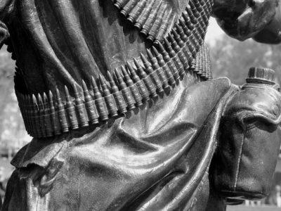 IMG_0527 Vietnam War Mem statue detail (good)