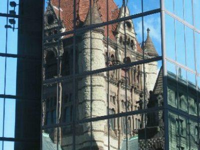 IMG_6870 Trinity Church, reflection (good)