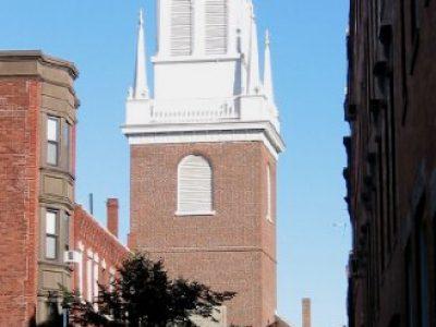 IMG_6926 Old North Church steeple