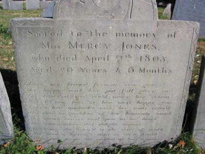 IMG_6930 headstone, Copps Hill Burying Ground