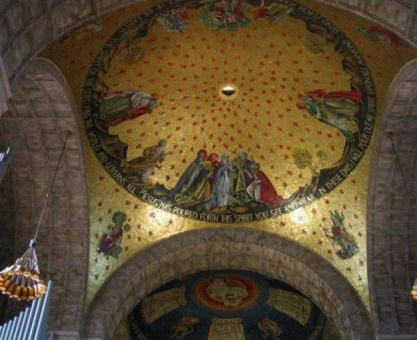 IMG_8214 mosaic dome interior detail