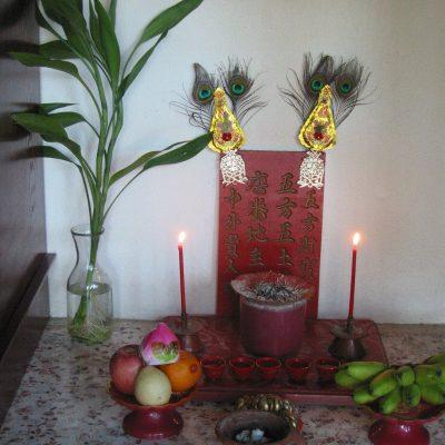 IMG_9032 floor shrine