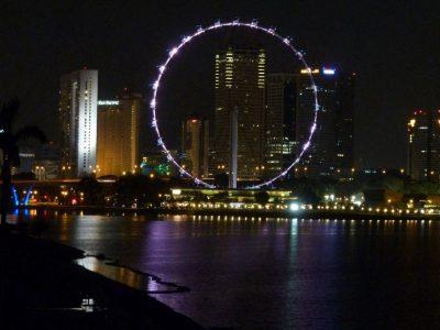 P1020720 singapore flyer, night, lavender
