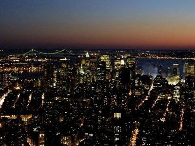 img 0111D2 sunset dusk skyline south